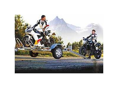 Remolques para motos y quads