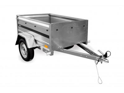 Remolque de carga BASIC 150 XL