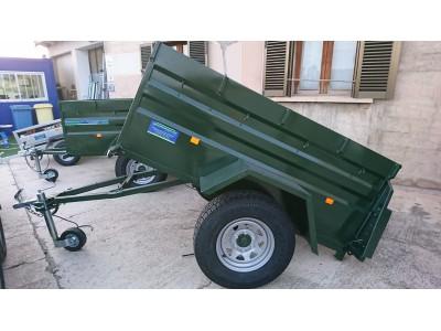 Remolque de carga basculante ALE 4X4